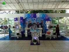 Tema Frozen - Decoração para festa de aniversário infantil