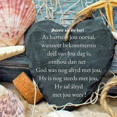 Afrikaanse Quotes, Grief, Christianity, Letter Board, Verses, Bible, God, Amen, Inspiration