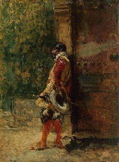 Cavalier, Maria Fortuny i Marsal