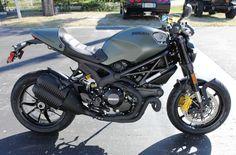 Ducati Monster 2013 in real