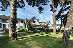 Knoll House Hotel- dog friendly studland