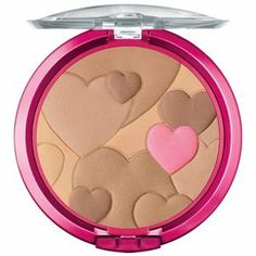 Yet another no-orange bronzer, but this is super cute! - Physicians Formula Happy Booster Glow & Mood Boosting Powder, Light Bronzer 7320: Beauty, $10.30