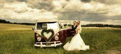Das Hochzeitsauto schmücken - weddix