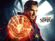 There's More To Marvel's Doctor Strange Than Meets The Eye In The Trailer!- #DrStrange #MarvelCharacter #Marvel #Movie #DoctorStrange #BenedictCumberbatch #Marvel #Benedict #Cumberbatch