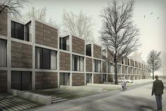 Project: Sociale woningen Officierenwijk