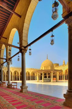 Amr Ibn El-As Mosque 641 Cairo, Egypt                                                                                                                                                      More