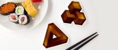 常に我々が持つバイアス(先入観)を改めて感じた。まず醤油皿に関心を持ち、ここまで再デザインしようとする日本人デザイナーはおそらくいないだろう。