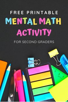 This fun second grade mental math game reviews doubles,counting money, place value, story problems and much more. Math games are a fun way to let students practice mental math skills. This can be used for test prep, reading fluency, expanding math vocabulary, cooperative learning, math centers and more! #mentalmath #mentalmathgames