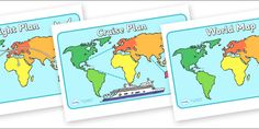 Eyfs classroom display management organisation on for Free travel posters for teachers