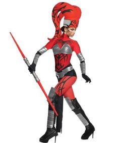 Star Wars Clone Wars Darth Talon Womens Costume