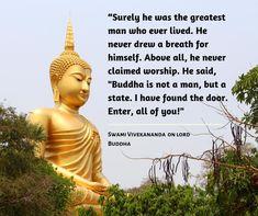 Buddha Quotes Love, Mindfulness Psychology, Saints Of India, Swami Vivekananda Quotes, Gautama Buddha, Morning Inspirational Quotes, Bhagavad Gita, Worship, Spirituality