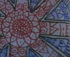 Hola, hoy he hecho este dibujo de la bandera de Inglaterra. 🇬🇧🇬🇧👍👍