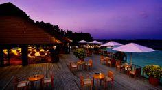 Kurumba Maldives - beach bar,   for more details visit www.voyagewave.com