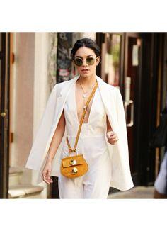 Vanessa Hudgens's Style Transformation: See Her New Look - Celebrity Street Style Estilo Vanessa Hudgens, Vanessa Hudgens Style, Boho Chic, Boho Style, 70s Fashion, Fashion Outfits, Fashion Trends, Style Fashion, Fall Fashion
