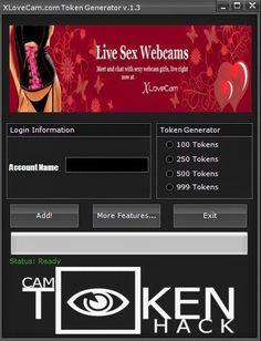 XLoveCam Credit Generator Hack