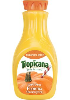 Pumpkin Spice Tropicana | 16 Pumpkin Spice Products That Don't Exist And Should Never Exist