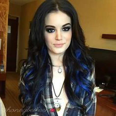 Paige. She's just beyond beautiful