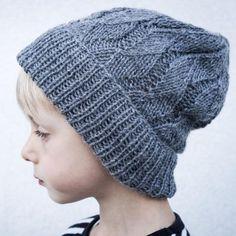 Haralds Lue - Thea Rytter - Kjøp Haralds Lue - Thea Rytter til beste priser How To Start Knitting, Knitting For Kids, Hand Knitting, Knitting Patterns, Crochet Patterns, Knitting Accessories, Baby Hats, Knitted Hats, Knit Crochet