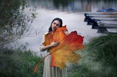 ph: Natalia Konyukhova md: Olga Rusakova st, props: Leandra Veil creations