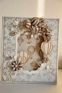 Card for any occasion - All essential products for this project can be found on Crafting.co.uk - for all your crafting needs.