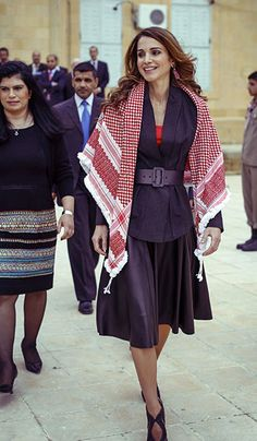 Charlotte Casiraghi, Queen Letizia and Queen Rania: Gallery of the week's best royal style