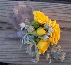 Personal Attendant Corsage
