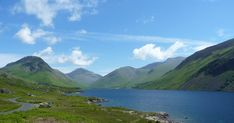 Lake District Walks, Scafell Pike, Cumbria, Landscape Photos, England, Mountains, Water, Travel, Gripe Water