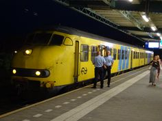 Nederlandse Treinen 2015