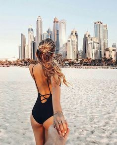 Shop stylish women's swimwear at FABKINI & find tankinis, bikinis, one-piece swimsuits, monokinis & more. Bikini Mode, The Bikini, Streetwear Mode, Streetwear Fashion, Bikinis, Swimsuits, Swimwear, Sunny Pictures, Viajes
