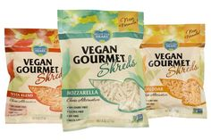 Vegan Gourmet Shreds Cheese Alternative [I want to try this! I am always looking for a dairy-free cheese alternative that actually tastes like cheese!]