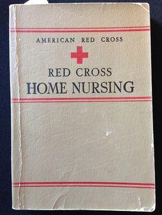 Red Cross Home Nursing