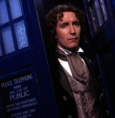 Paul McGann, the Doctor. He's always on my favorite Doctor list. Pretty much Eighth Doctor, Doctor In, Twelfth Doctor, Dr Who, Paul Mcgann Doctor Who, Sylvester Mccoy, Peter Davison, Jon Pertwee, William Hartnell