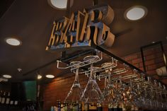Enjoy a creative cocktail, premium beer or a nice glass of wine at our bar. #urbanbistro #wine #beer #cocktail