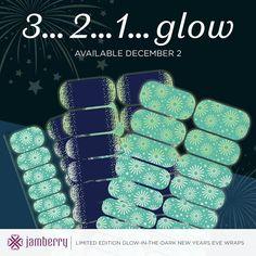 New glow wraps!! hollypierce.jamberry.com