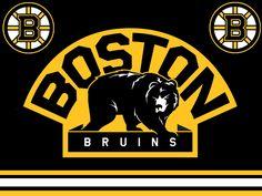 Boston Bruins Alternate Logo - National Hockey League (NHL) - Chris Creamer& Sports Logos Page - SportsLogos. Hockey Logos, Nhl Logos, Sports Team Logos, Hockey Teams, Sports Teams, Ice Hockey, Usa Sports, Hockey Stuff, Sports Clubs