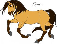 How to Draw Spirit Stallion of the Cimarron | Spirit Stallion Of Cimarron by white-wolf27 on deviantART