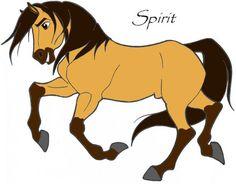 How to Draw Spirit Stallion of the Cimarron   Spirit Stallion Of Cimarron by white-wolf27 on deviantART