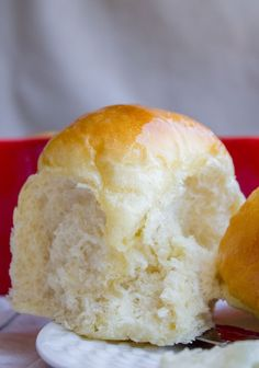 Aunt Shirley's Famous Dinner Rolls from The Food Charlatan