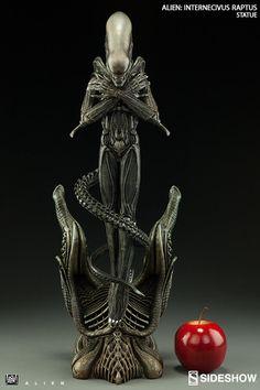 Alien: Internecivus Raptus Statue by Sideshow Collectibles Contest Winner Giger Alien, Hr Giger, Predator Movie, Alien Vs Predator, Marvel Dc, Captain Marvel, Alien Art, Alien Alien, Aliens Movie