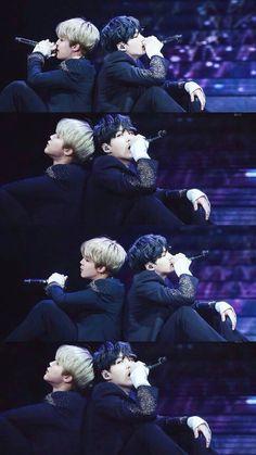Yoongi & jimin