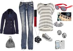 """""""Fall"""" by finz2l2r on Polyvore"""