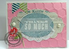 Thank You by kaygee47 - Cards and Paper Crafts at Splitcoaststampers