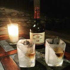 Whiskey Wedge time #whiskey #whiskeywedge #redbreast #porchtime #summatime #moutainhouse