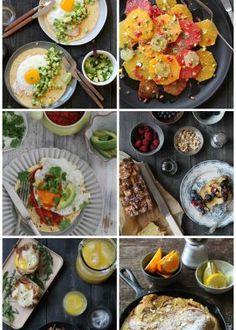 frokostoppskrifter Huevos Rancheros, Frisk, Hot Sauce, Tacos, Mexican, Ethnic Recipes, Croque Monsieur, Mexicans