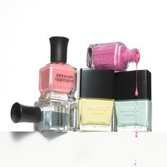 Craving pastels. #Nails #beauty #Nordstrom