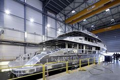 Heesen Yachts-Project Nova-Construction-2
