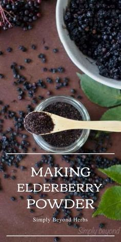 Elderberry powder is a versatile potent substance with a specific colour, taste and unmissable medicinal benefits that can enhance our plate. It is also a very convenient way to preserve elderberries.