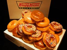 Did you know that today is Talk Like a Pirate Day? If you talk like a pirate today at your local Krispy Kreme shop, you can get free delicious donuts!! :-)