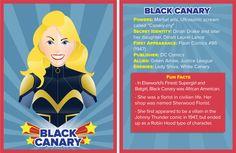 Black Canary- i know her as Batgirls bff :3 ,, #dinahlance #blackcanary