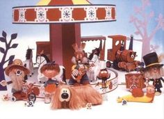 magic roundabout. It was on just before the news and then bed!